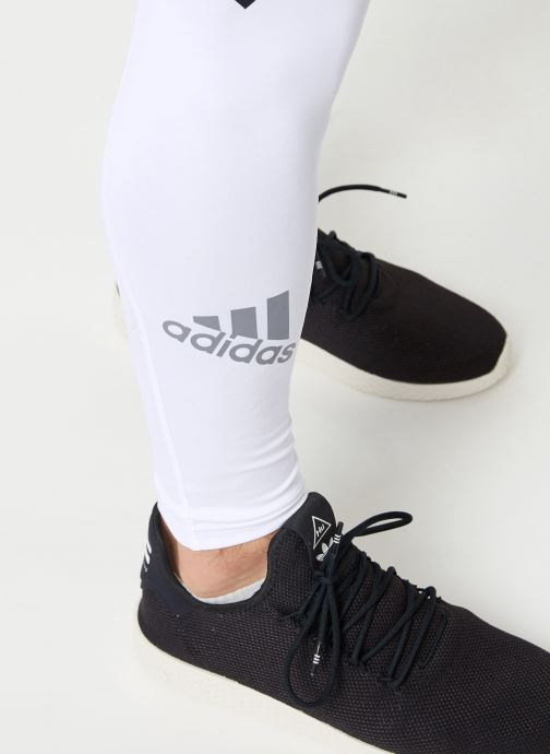 Vêtements adidas performance ASK SPR LT 3S Blanc vue face