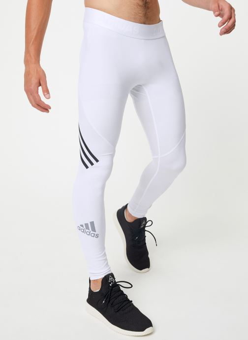 Vêtements adidas performance ASK SPR LT 3S Blanc vue détail/paire