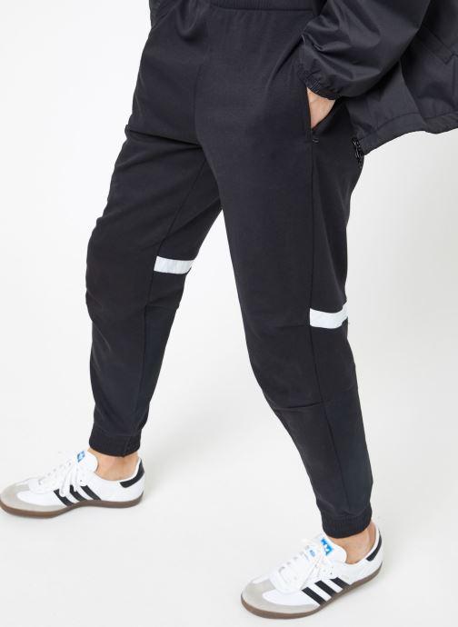 Vêtements adidas performance M WND PT Noir vue détail/paire