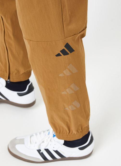 Vêtements adidas performance The Pack Pant Marron vue face