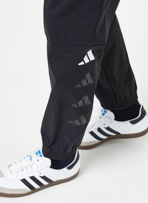 Vêtements adidas performance The Pack Pant Noir vue face