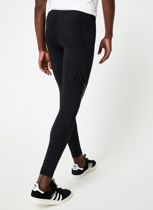 Vêtements adidas performance ASK TEC LT 3S Noir vue portées chaussures