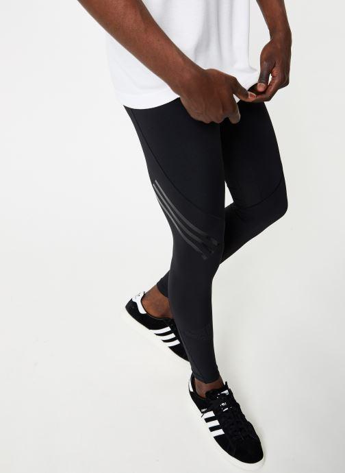 Kläder adidas performance ASK TEC LT 3S Svart detaljerad bild på paret