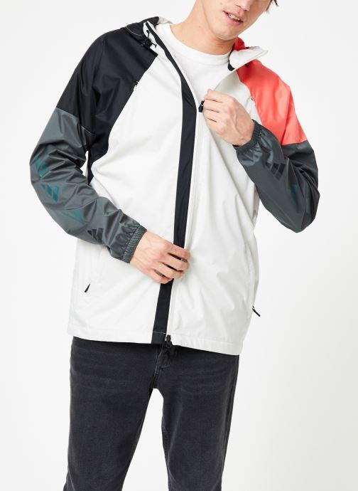 Vêtements adidas performance The Pack WND Blanc vue droite