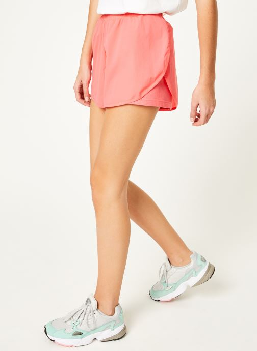 Vêtements adidas performance W Pck Short Rose vue détail/paire