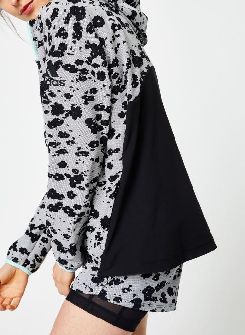 Vêtements adidas performance Wv Cover Up AI Noir vue droite