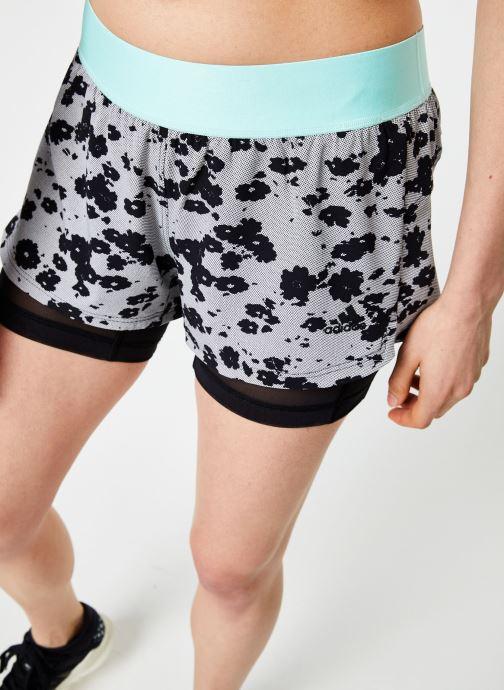 Vêtements adidas performance FR 2IN1 SHRT AI Noir vue détail/paire