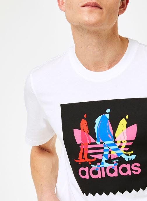 Chez Bb Adidas Sarenza366102 Performance TblancVêtements Caruthers jqUMzpGLSV