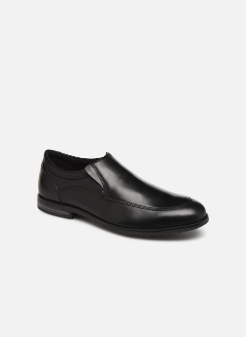 Mocasines Rockport Dustyn Slipon Negro vista de detalle / par