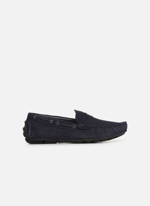 Mocassins I Love Shoes THEMOC Leather Blauw achterkant