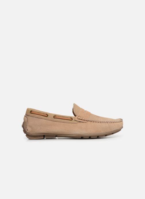 Mocassins I Love Shoes THEMOC Leather Beige vue derrière
