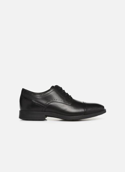 Chaussures à lacets Rockport DM Modern Cap Toe C Noir vue derrière