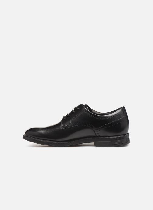 Chaussures à lacets Rockport DP Modern Apron Toe C Noir vue face