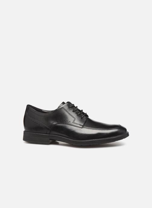 Chaussures à lacets Rockport DP Modern Apron Toe C Noir vue derrière