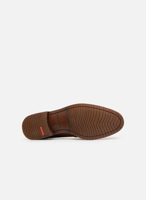 Zapatos con cordones Rockport Sp3 Plain Toe C Marrón vista de arriba