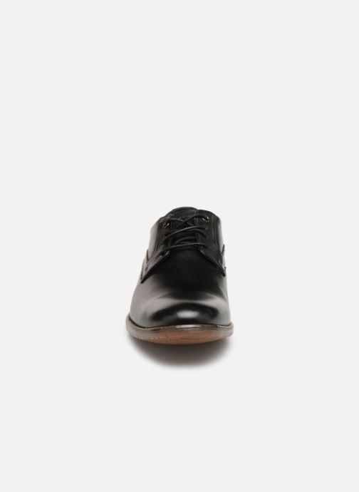 Chaussures à lacets Rockport Sp3 Plain Toe C Noir vue portées chaussures