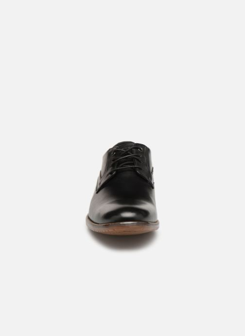Lace-up shoes Rockport Sp3 Plain Toe Black model view