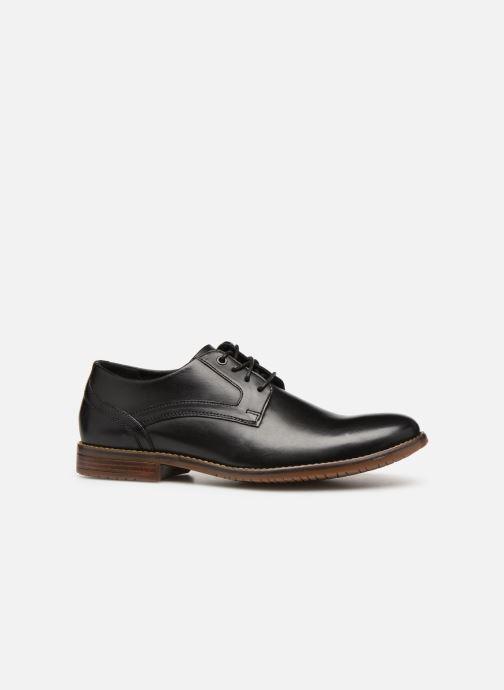 Chaussures à lacets Rockport Sp3 Plain Toe C Noir vue derrière