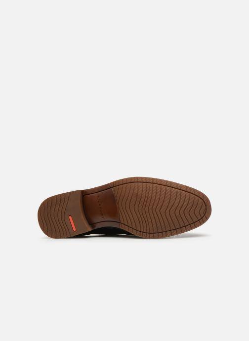 Chaussures à lacets Rockport Sp3 Plain Toe C Noir vue haut