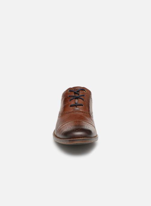 Lace-up shoes Rockport Sp3 Cap Toe C Brown model view