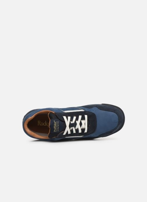 Sneaker Rockport 7100 LTD M C blau ansicht von links