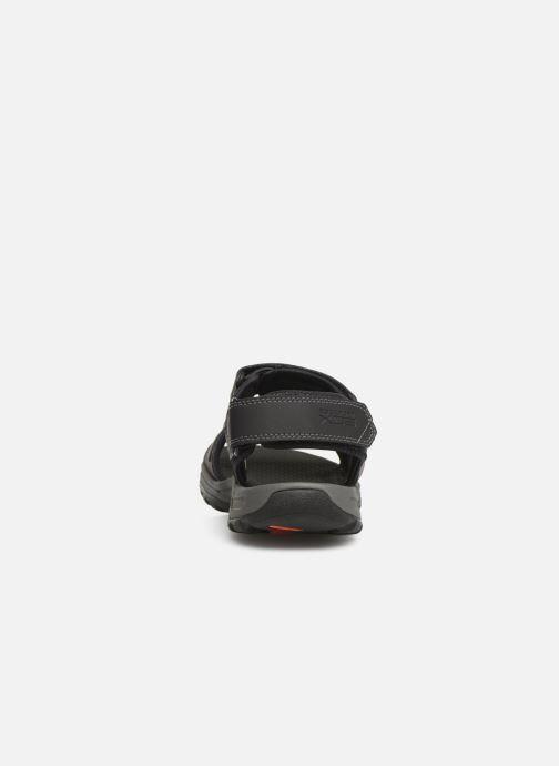 Sandales et nu-pieds Rockport TT 3 Strap Sandal C Noir vue droite