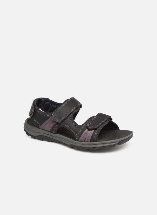 Sandales et nu-pieds Rockport TT 3 Strap Sandal C Noir vue détail/paire
