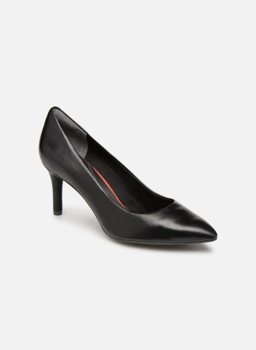 Escarpins Rockport TM75MMPTH Plain Pump C Noir vue détail/paire