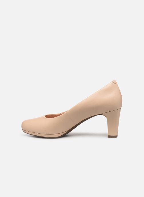 Escarpins Rockport TM Leah Pump C Beige vue face