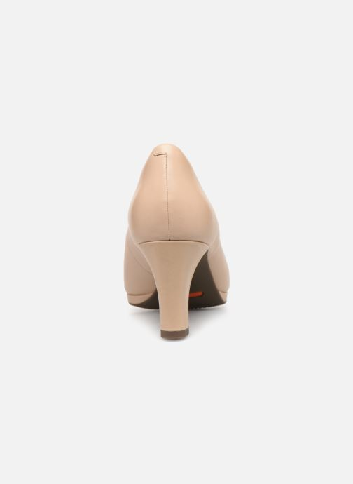High heels Rockport TM Leah Pump C Beige view from the right