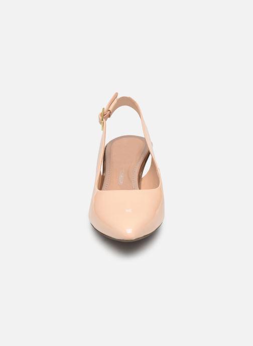 Escarpins Rockport TM Kaiya Sling C Beige vue portées chaussures