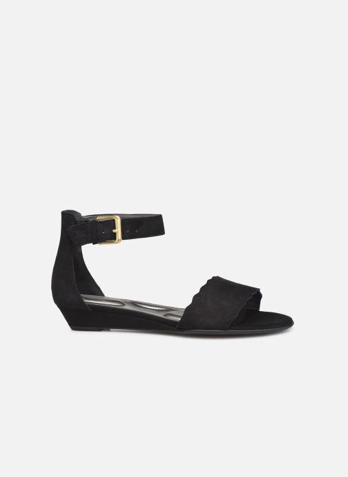 Sandales et nu-pieds Rockport TM Zandra Curve Ank C Noir vue derrière