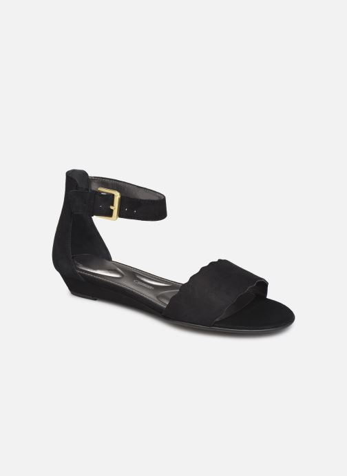 Sandales et nu-pieds Rockport TM Zandra Curve Ank C Noir vue détail/paire