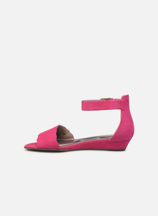 Sandals Rockport TM Zandra Curve Ank C Pink front view