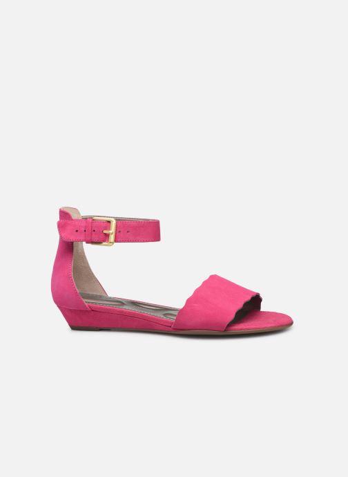 Sandales et nu-pieds Rockport TM Zandra Curve Ank C Rose vue derrière