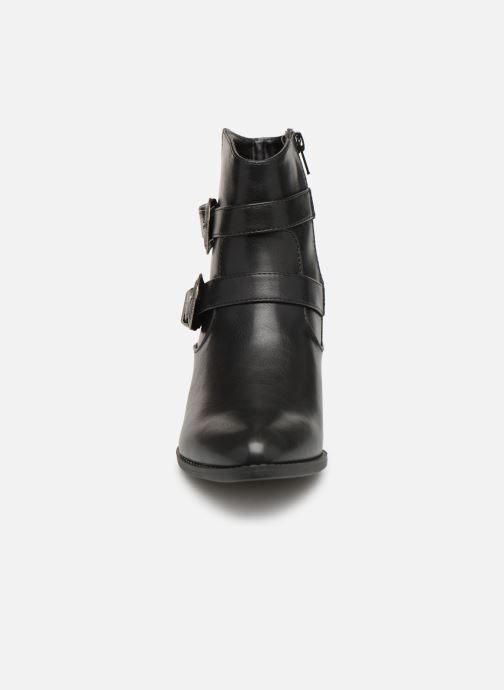 Ankle boots I Love Shoes THETIS Black model view