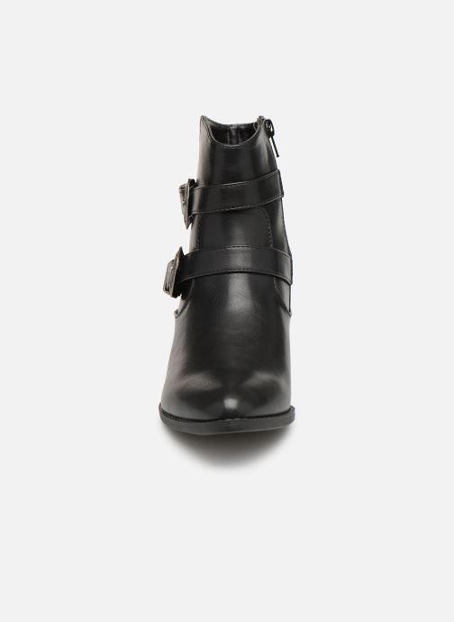 Bottines et boots I Love Shoes THETIS Noir vue portées chaussures