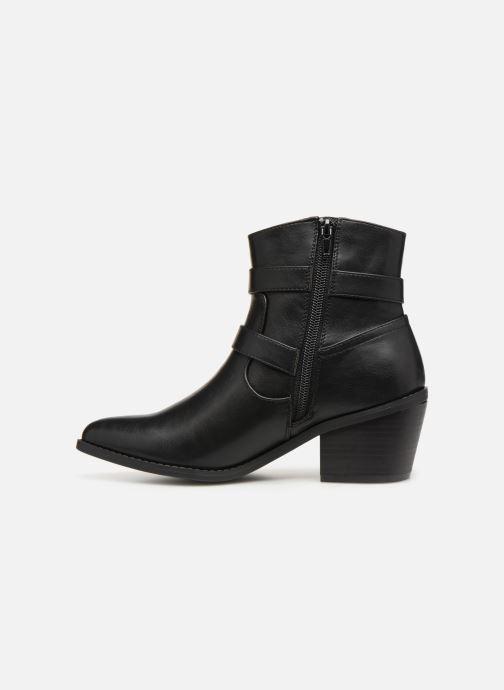 Bottines et boots I Love Shoes THETIS Noir vue face