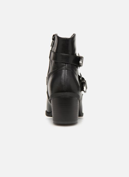 Ankle boots I Love Shoes THETIS Black view from the right