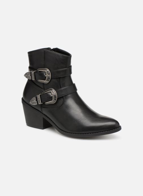 Ankle boots I Love Shoes THETIS Black detailed view/ Pair view