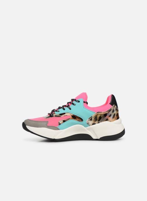 Baskets I Love Shoes THANDEM Multicolore vue face