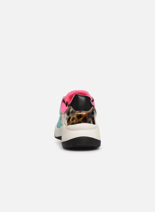 Baskets I Love Shoes THANDEM Multicolore vue droite