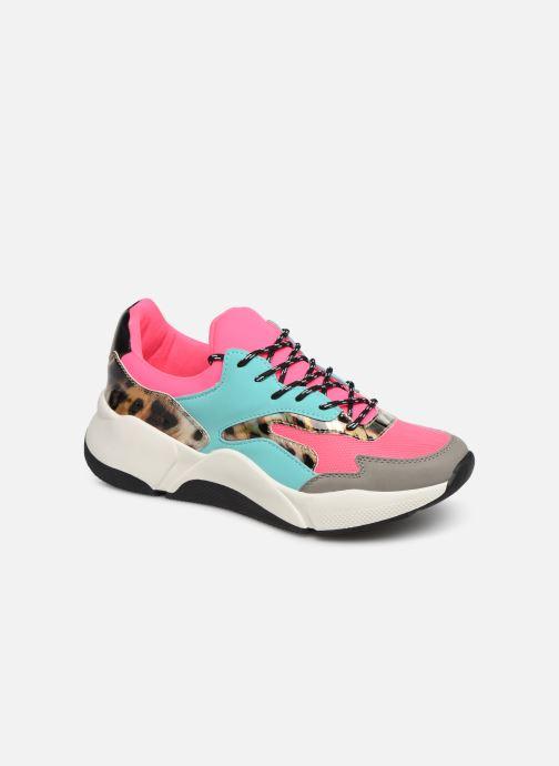 Baskets I Love Shoes THANDEM Multicolore vue détail/paire