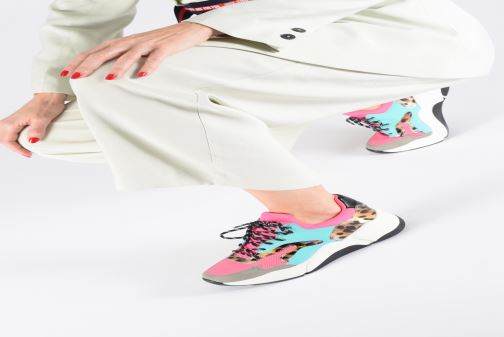 Sneakers I Love Shoes THANDEM Geel onder