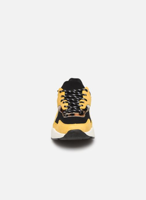 Sneakers I Love Shoes THANDEM Geel model