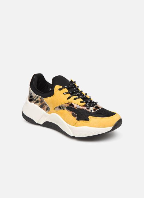 Sneakers I Love Shoes THANDEM Gul detaljerad bild på paret