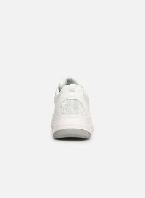 Baskets I Love Shoes THANAGRA Blanc vue droite