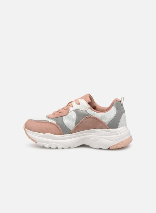 Deportivas I Love Shoes THANAGRA Rosa vista de frente