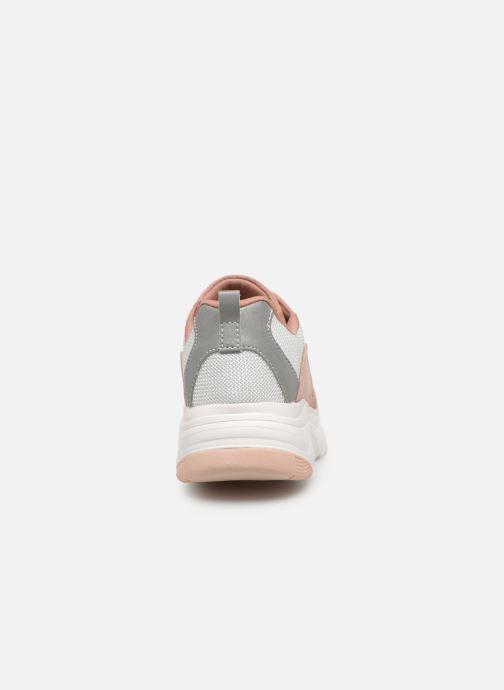 Deportivas I Love Shoes THANAGRA Rosa vista lateral derecha