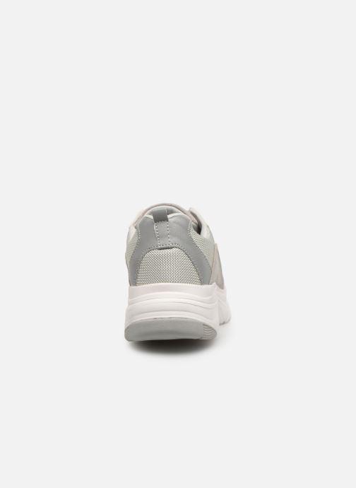 Baskets I Love Shoes THANAGRA Gris vue droite
